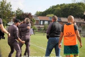 3e match de championnat - R Soignies Sp - RFC Houdeng - score 2-0