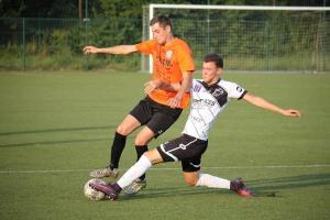 Match amical - Royal Soignies Sport - U.B.S Auvelais Jeudi 1/08/2019 score 5-1