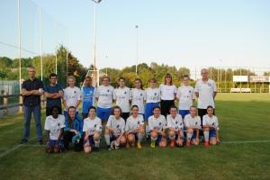 Match amical du Mercredi 21 Août 2019  RSS-RSCA Score 0-8